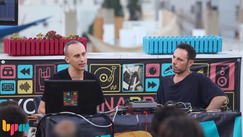המפיק המוזיקלי, סדנת אמן עם אסף אמדורסקי