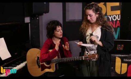 פיתוח קול, איך להגיש שיר (חלק ב')