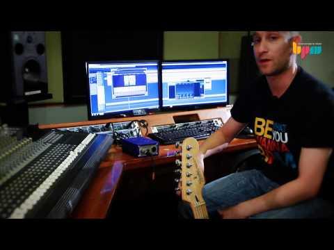 קורס סאונד: איך מקליטים גיטרה חשמלית?