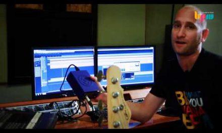 לימודי סאונד: מדריך הקלטת גיטרה בס