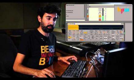 מכללת BPM- לימודי Ableton LIve / אבלטון לייב- סינתזה באמצעות סמפלים