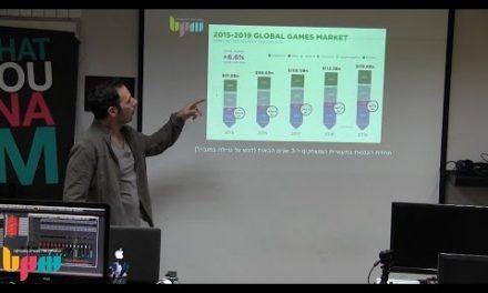 מוזיקה לסרטים ומשחקי מחשב – יריב עציון מציג את המסלול החדש במכללת BPM