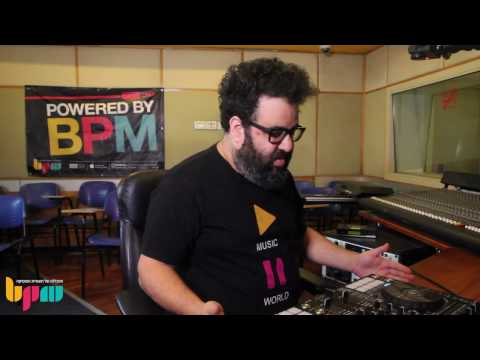 ציוד DJ – אייל גולדמן ממכללת BPM בסקירה של Pioneer DDJ-RR