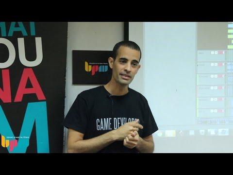 מוזיקה לסרטים ומשחקי מחשב – חגי דווידוף מדגים יצירת מוזיקה לגיימינג ב-FMOD