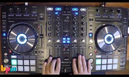 סקירת ציוד DJ – אייל גולדמן בסקירה של Pioneer DDJ-RX