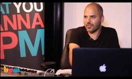 יצירה והפקת מוזיקה אלקטרונית עם איתן רייטר | Eitan Reiter | LOUD | בסדנת אמן במכללת BPM