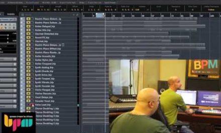 איך להקליט שיר – הקלטה באולפן הביתי, סדנת אמן במכללת BPM