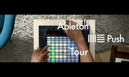 Ableton Push -אבלטון לייב השקה ל / Ableton Live לימודי BPM מכללת