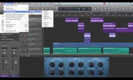 Logic Pro X – סקירה ראשונה בעברית