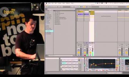 מכללת BPM- לימודי Ableton LIve / אבלטון לייב- לימודי אבלטון 9