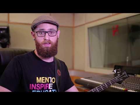 הקלטה ועריכות אודיו יצירתיות ב-Ableton Live