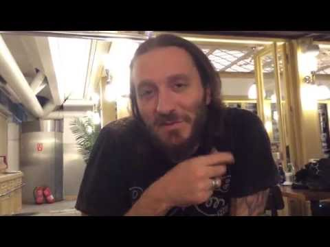Kobi Farhi from Orphaned Land exclusive advise for BPM students