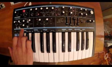 Hot Reviews – Novation Bass Station 2