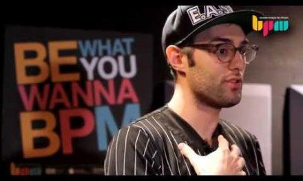 DJ Shiftee Masterclass at BPM College