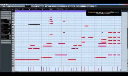 Cubase 8.5 review by BPM College | English