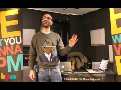 הפקת Hip Hop ו-Trap עם אורי שוחט – סדנת אמן במכללת BPM