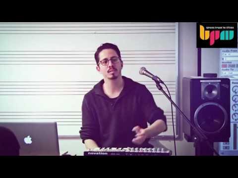 איך להתמודד עם מחסום יצירה? יונתן דגן (J VIEWZ) עם טיפים לזמרים יוצרים במכללת BPM