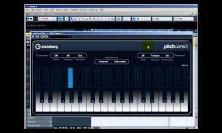 קיובייס 6 – עיבוד שירה למוזיקה אלקטרונית – קורס לימודי CUBASE קיובייס במכללת BPM