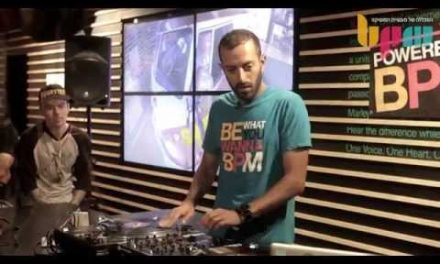 איך להיות דיג'יי? קורס תקלוט ו-Scratch עם DJ פייפ ( DJ Pipe, עמית רואי)