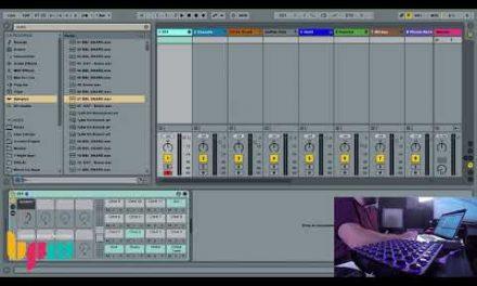 איך בונים Drum Rack ל-Finger Drumming באייבלטון?