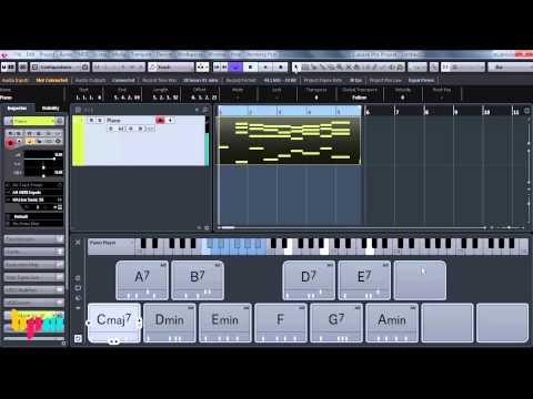 Chord Pad ככלי לשיפור היצירתיות בקיובייס