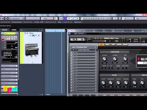 טרנספוזיציה לשירים ושימוש ב-VCA Fader בקיובייס