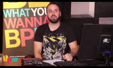 ג'ורדן שולץ מסביר על ההבדל בין קבצי MP3 ל-WAV
